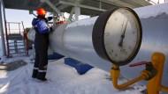 Gasprom droht Ukraine mit neuem Lieferstopp