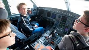 Balsam für die geschundene Piloten-Seele