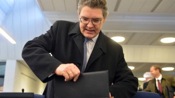 Prozess gegen LBBW-Banker wird eingestellt