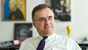Deutschlands bestbezahlter Banker