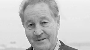 Klaus Murmann gestorben