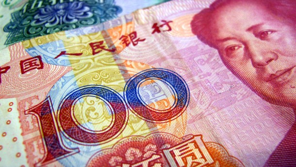 Deutsche Bank plaziert Yuan-Anleihe in Frankfurt