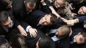 Macron und die Wette auf die radikale Mitte
