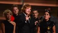 Angesagt wie nie: Ed Sheeran hat 42,2 Millionen Hörer im Monat.