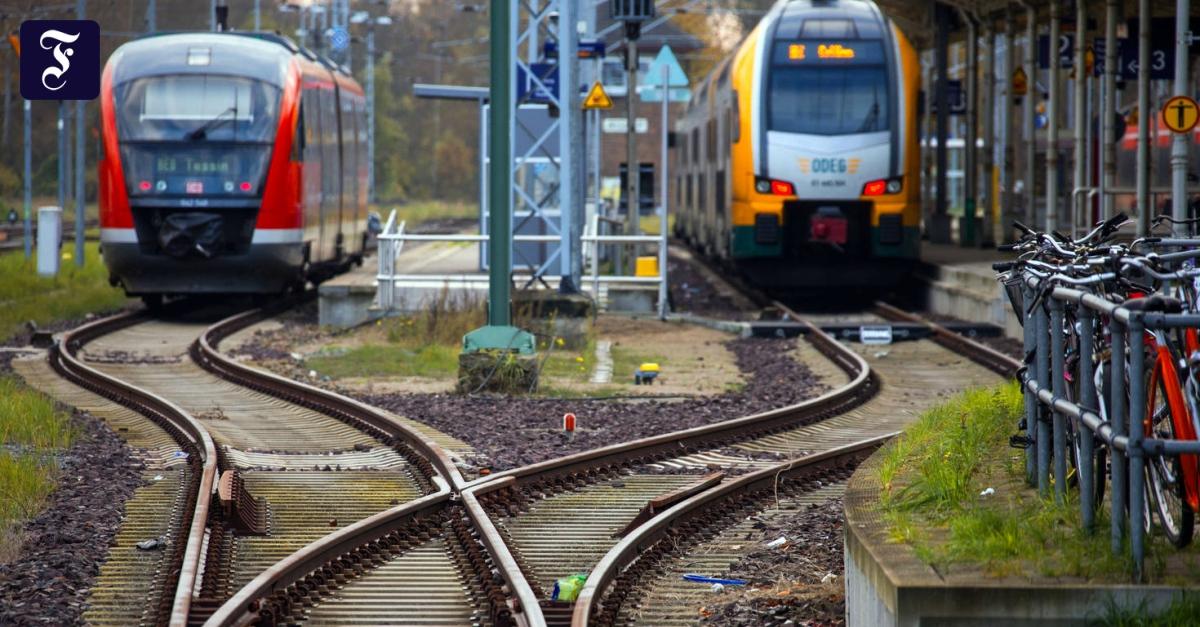 Streiks Bei Der Bahn