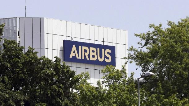 Aktionäre verklagen Airbus
