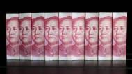 China prüft Strafsteuer auf Yuan-Spekulationen