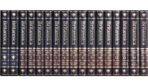 Die Encyclopaedia Britannica gibt es nicht mehr als Buch