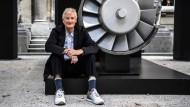 James Dyson ist der berühmte Gründer des gleichnamigen Unternehmens.