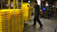 Amazon kündigt 100.000 Arbeitsplätze in Amerika an