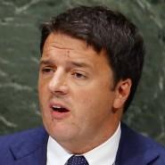 Will viel, ist aber offenbar häufig zu schnell für andere Politiker seines Landes: Italiens Ministerpräsident Matteo Renzi