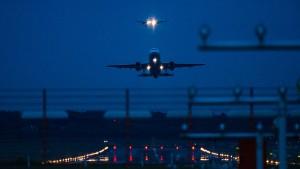 So viele Nachtflüge wie noch nie