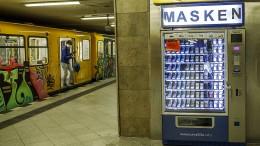 Bahn will Maskenpflicht notfalls mit Verweisen durchsetzen