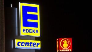 Einigung zwischen Edeka und Verdi zu Supermarkt-Fusion