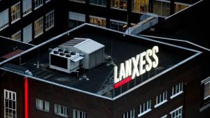 Börse feiert Chefwechsel bei Lanxess