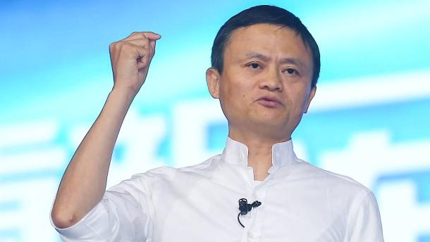 Alibaba-Gründer: Plagiate sind oft besser als Originale