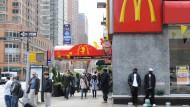 Rassismus-Klagen gegen McDonald's