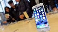 Apple zieht an Samsung vorbei