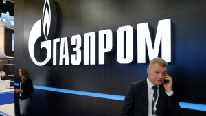 Trotz der Russland-Sanktionen verhandelt Linde mit Gasprom