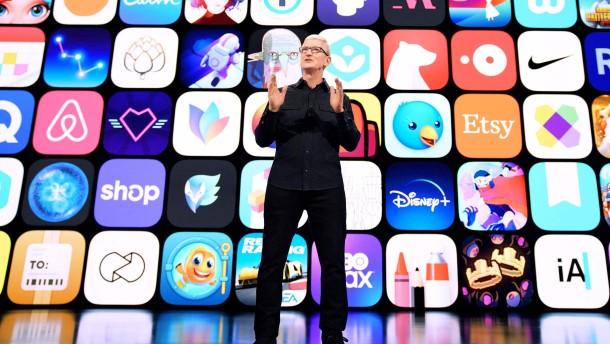 Apple legt umstrittene Kinderschutzfunktion auf Eis