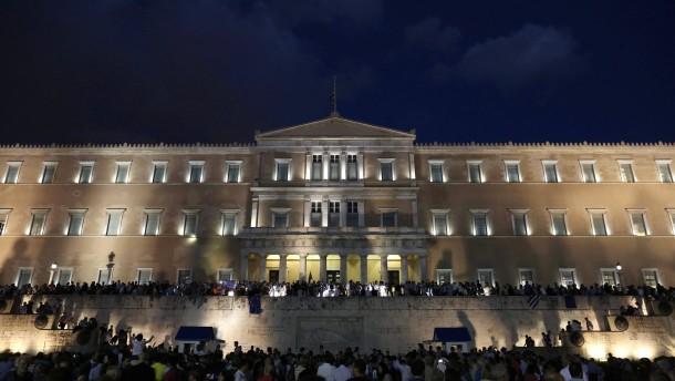 EU beruft Krisengipfel zu Griechenland ein