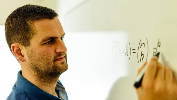 Der Rockstar der Mathematik