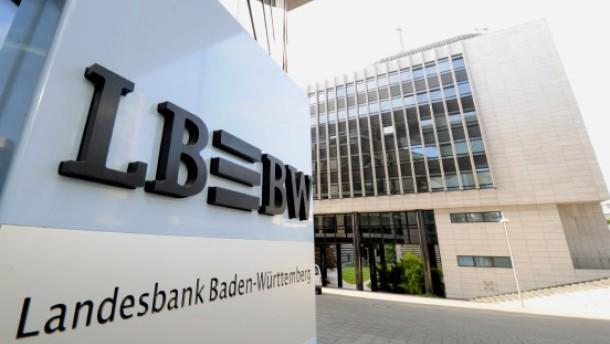 EU verordnet der LBBW eine Schrumpfkur