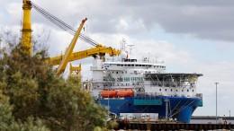 Wintershall begrenzt Investitionen in Nord Stream 2