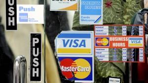 EU will Gebühren für Kreditkarten senken