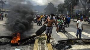 Die venezolanische Krankheit