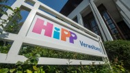Hipp ruft Babynahrung zurück