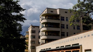 Deutsche Wohnen trommelt für Übernahme