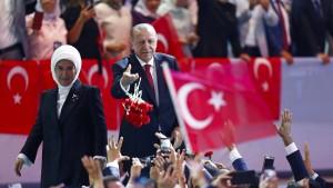 Finanzaufsicht fragt Banken häufiger nach Türkei-Risiken