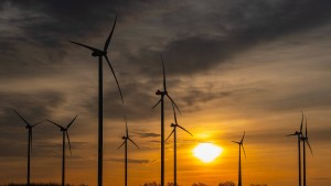 Rekordanteil von Erneuerbaren Energien
