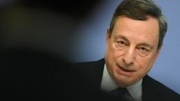 EZB beendet Anleihekäufe im Dezember