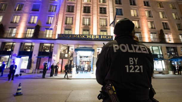 Münchner Sicherheit
