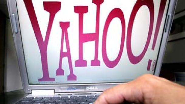 Yahoo setzt nach Gewinneinbruch auf neues Suchsystem