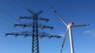 Hochspannung: Die Kommission erwägt die EU-Länder zu zwingt, 2020 mindestens 20 Prozent des Energieverbrauchs durch erneuerbare Quellen zu bestreiten