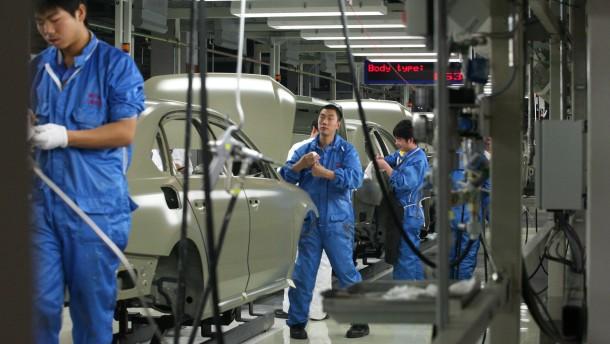 Dax-Unternehmen machen Rekordumsatz