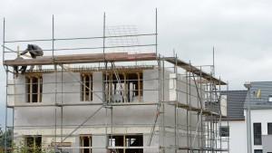 Mehr Rechte für Bauherren