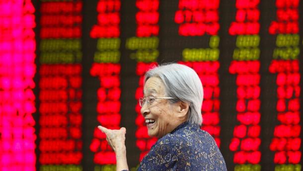 Ein anderer Grund für den Aktien-Crash in China