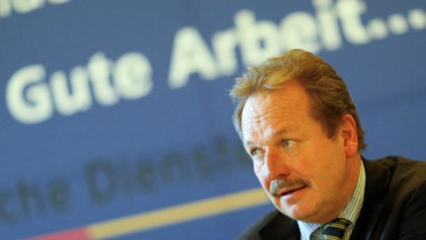 Verdi will 8 Prozent mehr für Länderbeschäftigte