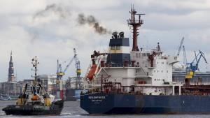 Europäische Öltanker auf Rettungsmission nach Texas