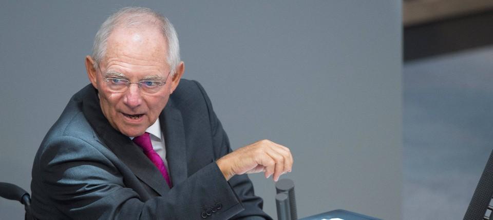 Finanzminister Deutschland Aktuell