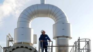 Volle Gasspeicher machen Betreiber unglücklich