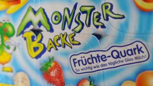 Der Quark Monsterbacke bleibt vor Gericht
