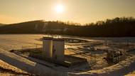 Gerüchte um Fracker-Pleite lassen Aktienkurs einbrechen
