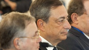 EZB erwägt stärkere Strafzinsen