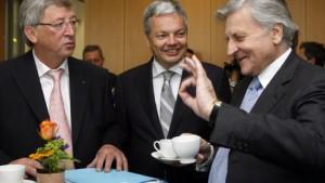 Euro-Länder streiten über Mehrwertsteuersenkung
