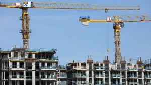 Bundesregierung will Wohnungsbau durch Steueranreize ankurbeln